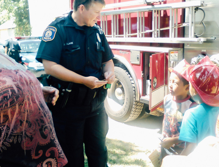 National Night Out - Grand Rapids